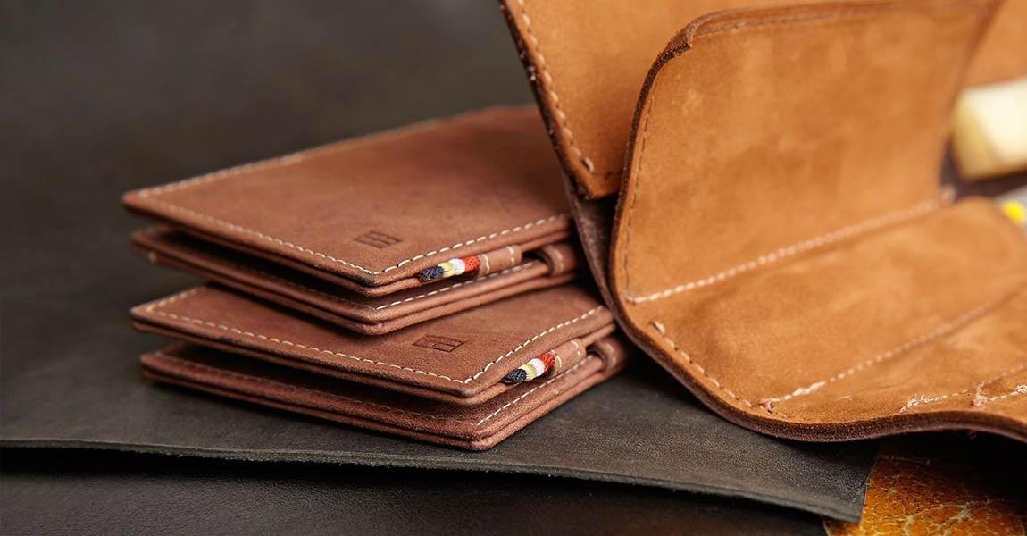 Garzini magic wallet