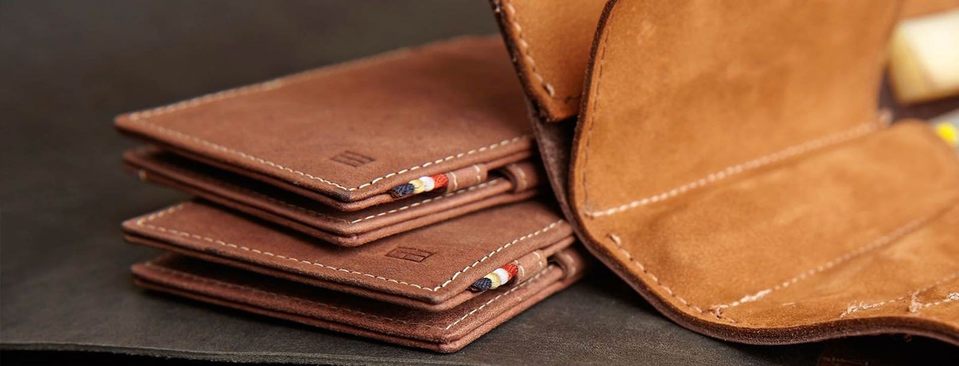 Garzini magic wallet